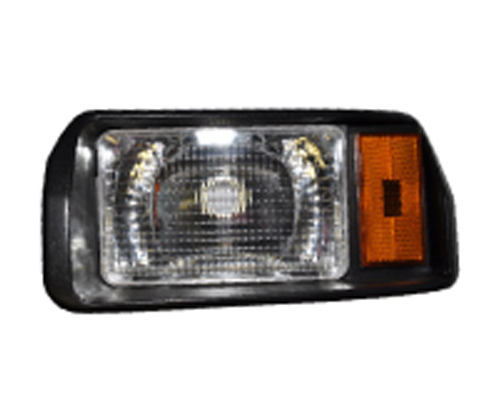 OEM Style Replacement Left Headlight. Will fit Club Car® DS™ golf carts.