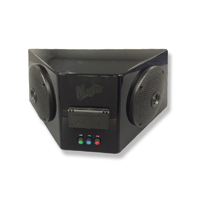 Madjax Speaker Box Kit w/ Built-in bluetooth miniamp, 5