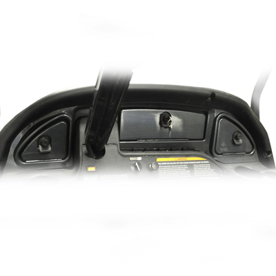 Carbon Fiber Dash - fits 08+ Club Car®Precedent®