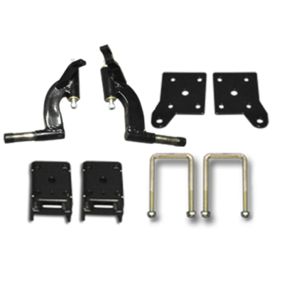 6'' Spindle Lift Kit. Will fit *E-Z-GO® *TXT® Golf Carts