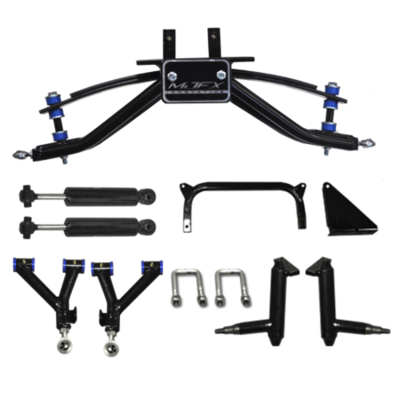 6'' A-Arm Lift Kit. Will fit Yamaha® Drive™ Golf Carts