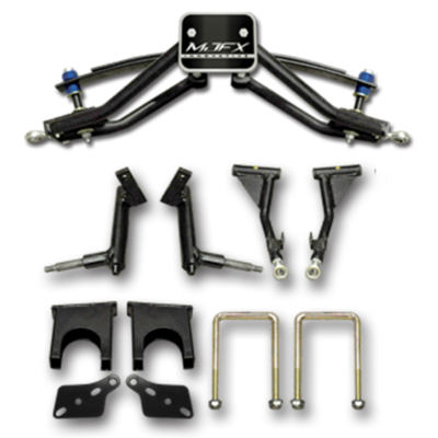 3.5'' A-Arm Lift Kit. Will fit Club Car® Precedent® Golf Carts