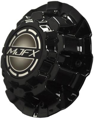 Black Center Cap for VELOCITY Series Wheels