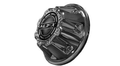 Chrome Center Cap for TRANSFORMER Series Wheels