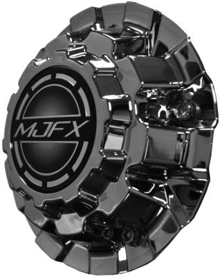 Chrome Center Cap for VELOCITY Series Wheels