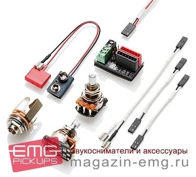 EMG Wiring Kit - 1 звукосниматель LS