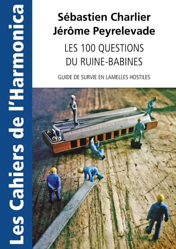 Méthodes LES CAHIERS DE L'HARMONICA 1488485244