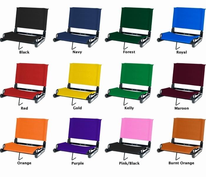 original stadium chair customized stadium chairs seats protecting