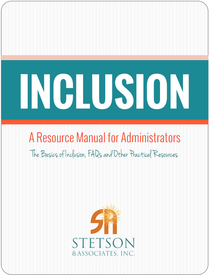 Inclusion: A Resource Manual for Administrators (Digital Download)