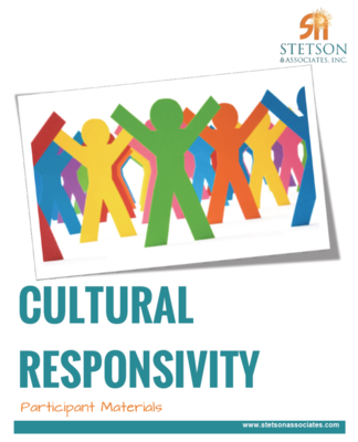 Culturally Responsive Education Training Module