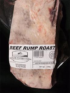 Rump Roast 2.75 - 2.99 lbs