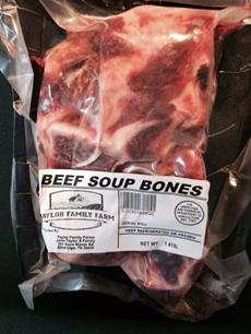 Soup Bones 1 - 1.24 lb