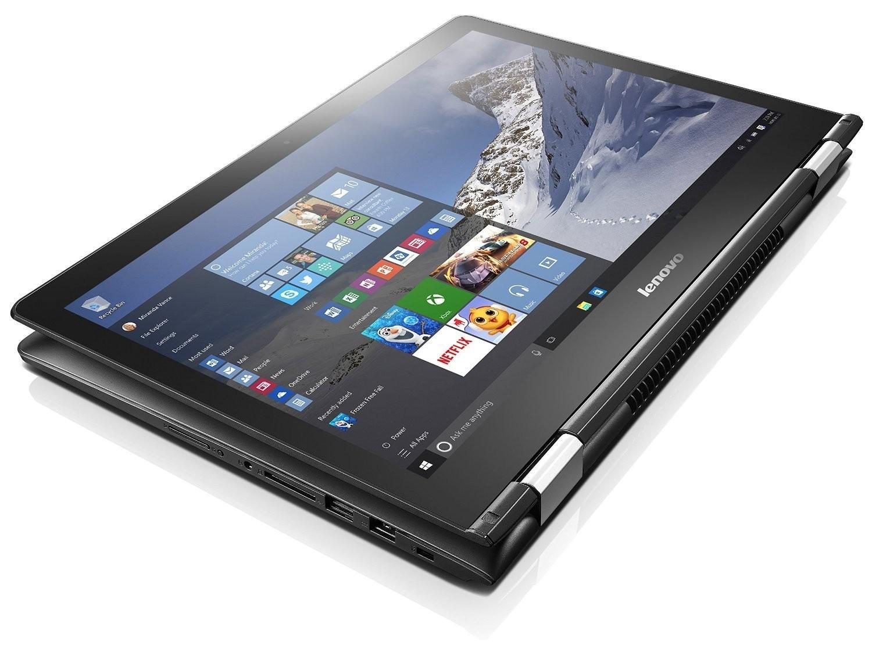Lenovo FLEX 3 2--1 I5-6200U 4Gb 15.6in TouchScreen 500Gb WWAN Win10 Pro Negra
