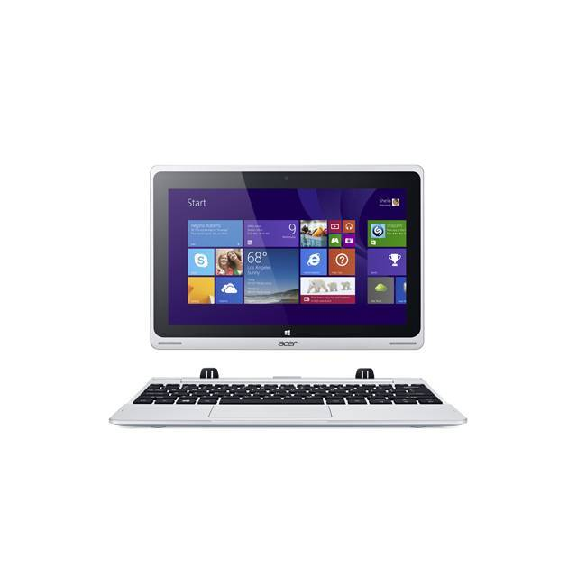 "Acer Aspire Switch 10 SW5-011-18R3 10.1"" WiFi 2Gb Win8.1 Teclado Plateada"