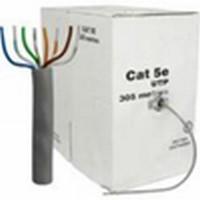 carrucha cable utp 305m cat6 4pares trenzados rj45 23awg 0.5 copper size with aluminum 250mhz max 100m dx azul dx-6ab23w5ca
