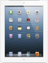 Apple iPad4 retina 9.7 WiFi 64Gb blanca
