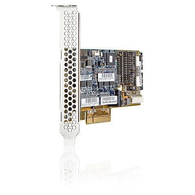 controladora hp smart array p420/1gb fbwc 6gb 2-ports int sas 631670-b21