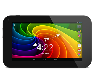 Toshiba Excite 7in WiFi 8Gb Plateada