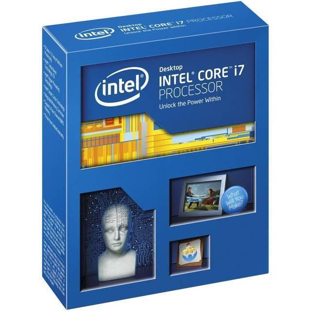 Intel LGA2011-V3 i7-5820k