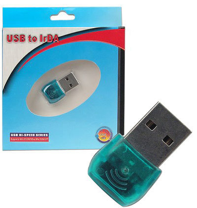 ADAPTADOR USB A INFRAROJO ACTM IRDA