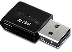 trendnet tew-648ub usb a red wifi 802.11n 150mbps ultra compacto