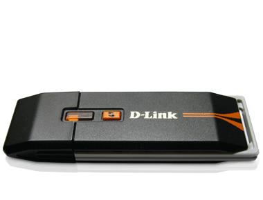 d-link dwa-125 usb a red wifi 802.11n 150mbps