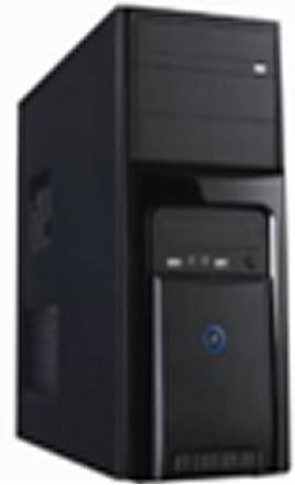 CAJA MEDIA TORRE CAS-GNC84 20+4 1SATA 500W AUDIO/USB NEGRA CS509GNC84