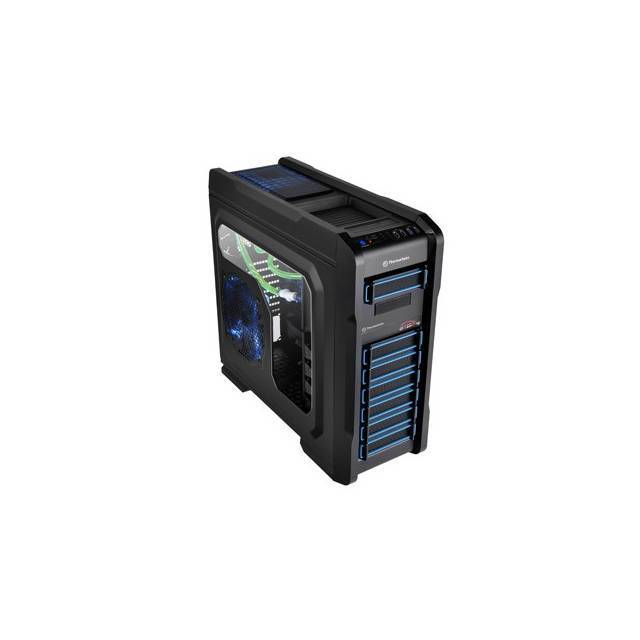 CAJA TORRE THERMALTAKE CHASER A71 LCS VP40031W2N NO INCLUYE FUENTE PODER COLOR NEGRO