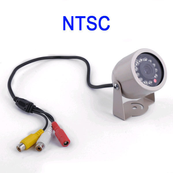 CAMARA CCTV 1/4IN CCD SHARP COLOR DX 12 LED INFRAROJO VISION NOCTURNA IR 1.0LUX HASTA 10PIES 3M 420 LINEAS TV NTSC CABLE RCA WATERPROOF DX-DCCM0753 NO INCLUYE ADAPTADOR PODER DC12V 500MA DCCM0753