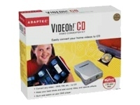 CAPTURADORA VIDEO USB ADAPTEC 2109100