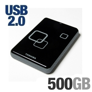 EXTERNO TOSHIBA 2.5IN 500GB