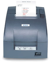 Epson TM-U220D serial RS232