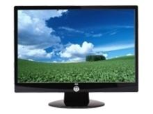 lcd 17in aoc 717vwx widescreen 1440x900 5000:1 250cd/m? 5ms