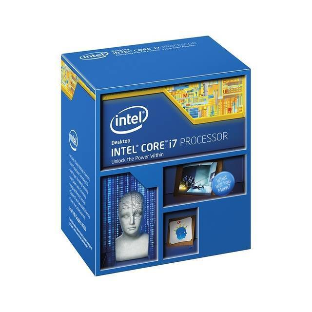 PROCESADOR INTEL LGA1150 CORE I7-4790 HASWELL 3.6GHZ TURBO BOOST 4.0GHZ HD 4600 GBF 350MHZ MAX 1.2GHZ 4CORE 8THREAD 8MB CACHE 22NM 84W BX80646I74790