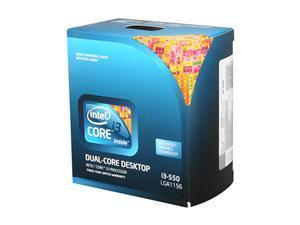 intel lga1156 core i3-550 3.2ghz fsb 2.5gt/s gbf frecuencia de video 733mhz hd qpi 32nm 2x256kb l2 4mb l3 73w 2 core 4 thread max 16gb ddr3 1066/1333 bx80616i3550