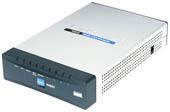 router switch 4 puertos 10/100 dual wan linksys rv042 vpn