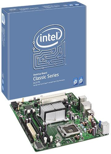 tarjeta madre intel lga775 dg31pr 800/1066/1333mhz ddr2 667/800 v/s/l gma3100 x16 x 2pci core2quad core2duo pd cel-400 caja