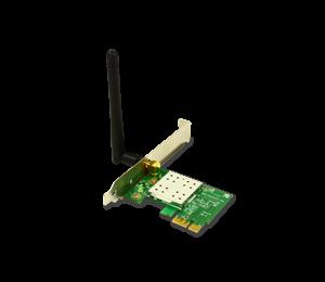 wifi 802.11n 150mbps antena 2dbi 64/128-bit wep pcie x1 encore enewi-1xn42