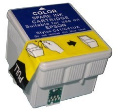 tinta epson compatible t039201 t039020 color stylus c-43