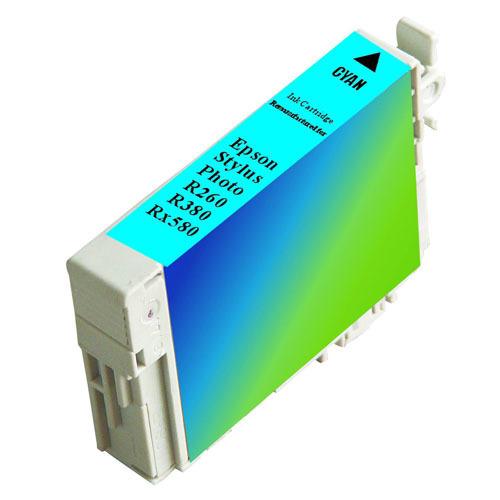 tinta epson compatible t078220 cyan r260 r280 compatible