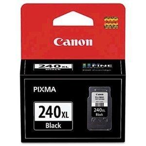 TINTA CANON ORIGINAL PG-240XL NEGRO PARA CANON MG2120 MG2220 MG3120 MG3220 MG4120 MG4220 MX372 MX432 MX512 300 PAGINAS AL 5 POR CIENTO 5206B001