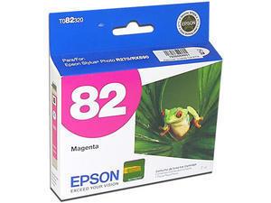 TINTA EPSON ORIGINAL T082320 MAGENTA R270 R290 RX590 RX610 TX700W ORIGINAL