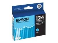 TINTA EPSON ORIGINAL T124220 AZUL/CYAN STYLUS NX130 NX420 NX430