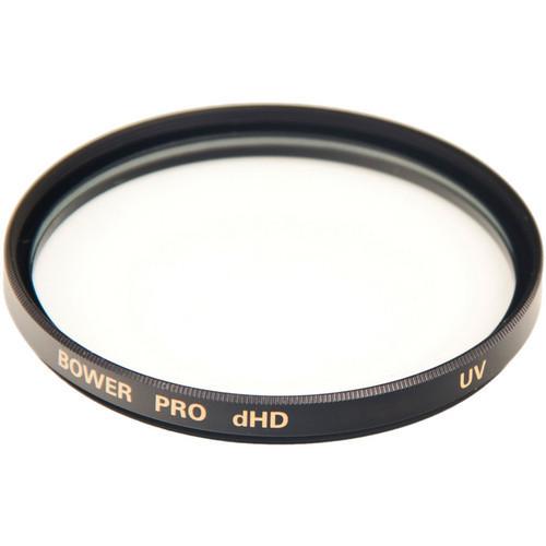 FILTRO UV HD DIGITAL 58MM BOWER FUC58