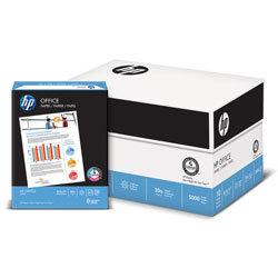 papel 8 1/2 x 11 pulgadas 20lb resma 500 hojas hp office paper caja de 10 resmas c8511 333465