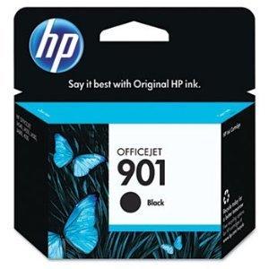 TINTA HP 901 CC653AN-140 NEGRA ORIGINAL PARA IMPRESORA MULTIFUNCIONAL TINTA HP OFFICEJET 4500 ALL-IN-ONE G510A 200 HOJAS 5 POR CIENTO CC653AN-140