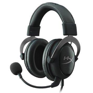 audifono gamer kingston hyperx cloud ii pro gaming gun metal khx-hscp-gm