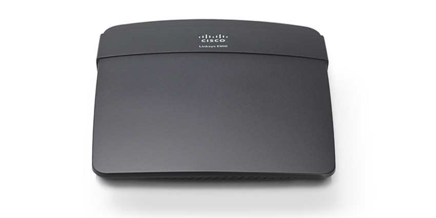 router wifi 802.11bgn 300mbps switch 4puertos 10/100 linksys e900 2 antenas internas