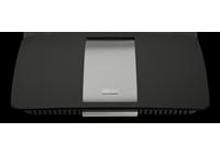 router inalambrico draft 802.11ac linksys ea6500 ac1750 doble frecuencia 450mbps 2.4ghz 1300mbps 5 ghz 6 antenas internas switch 4 puertos gigabit usb3.0 usb2.0