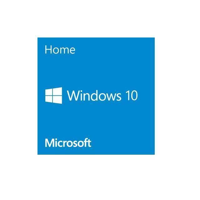 sistema operativo microsoft windows 10 home operating system 64-bit espa�ol oem kw9-00124